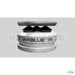 ViaBlue TRI Absorber set van 4 Zilver
