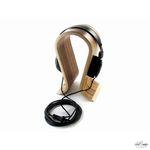 Sieveking Sound Omega Hoofdtelefoonstandaard Zebrano