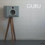Guru Q10/QM10 speaker stand