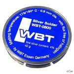 WBT 0800 Zilver soldeer 42 gram spoel (ca 10m)