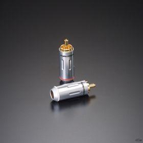 Furutech FP-162[G] Copper Alloy center pin RCA Conn. 7.3mm per paar